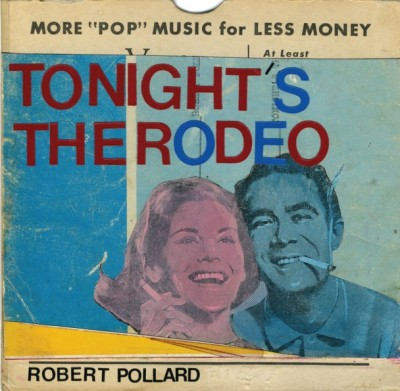 "Cover art for Pollard's latest single, ""Tonight's The Rodeo"""