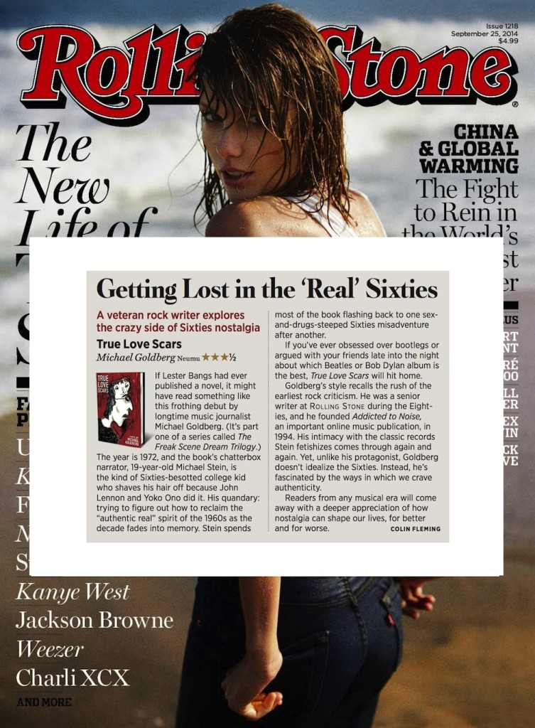 Rolling Stone TLS review